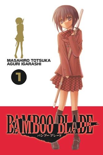 Bamboo Blade édition Américaine