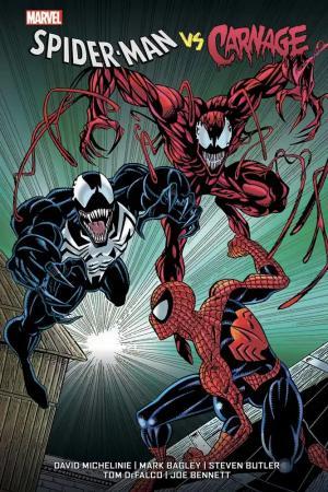 Carnage VS Spider-Man  TPB Hardcover (cartonnée)