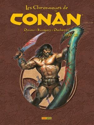 Les Chroniques de Conan 1990.2 TPB Hardcover - Best Of Fusion Comics