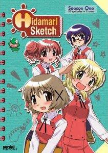 Hidamari Sketch édition USA