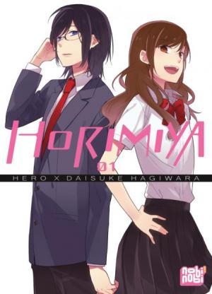 Horimiya 1 Manga