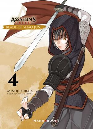 Assassin's Creed - Blade of Shao Jun 4 Manga
