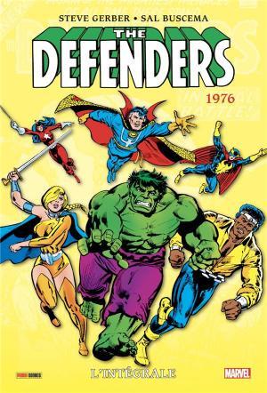 Defenders 1976 TPB Hardcover - L'Intégrale