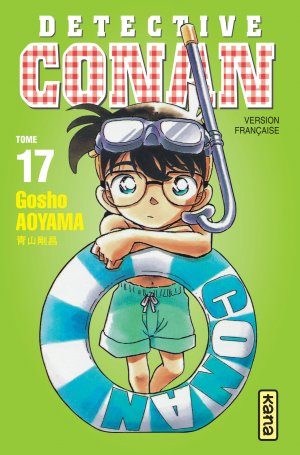Detective Conan T.17