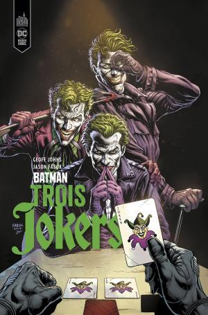 Trois jokers édition TPB Hardcover (cartonnée)