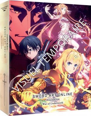 Sword Art Online: Alicization - War of Underworld 1