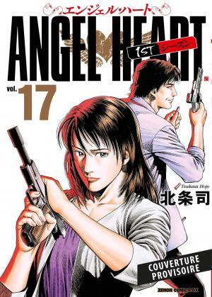couverture, jaquette Angel Heart Nouvelle édition 2020 17