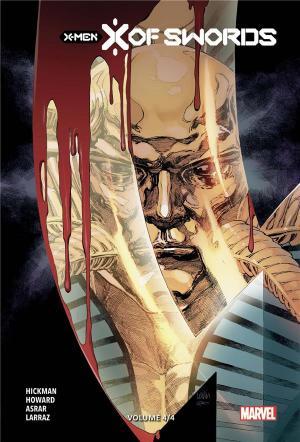 X-men - X of swords 4 TPB Hardcover (cartonnée) - ed. Collector