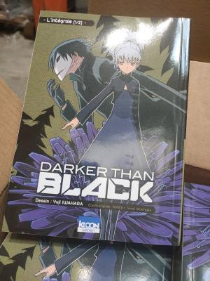 Darker than Black 1 intégrale Carrefour