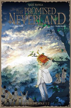 couverture, jaquette The promised Neverland Coffret prestige 1