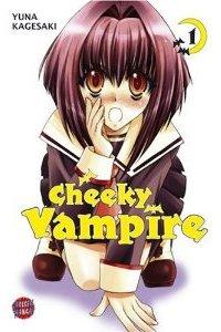 Chibi Vampire - Karin édition Allemande