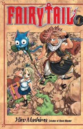 Fairy Tail édition Américaine