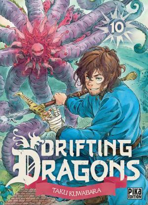 couverture, jaquette Drifting dragons 10