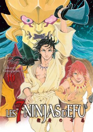 Les 7 ninjas d'Efu #10