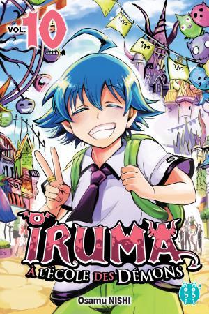 couverture, jaquette Iruma à l'école des démons 10