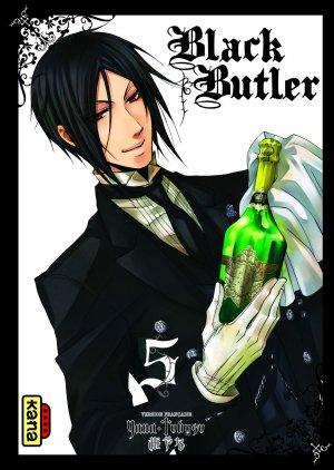 Black Butler T.5