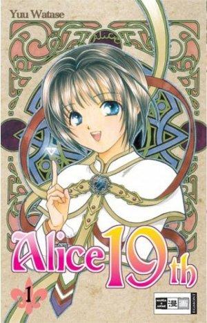 Alice 19th édition Allemande