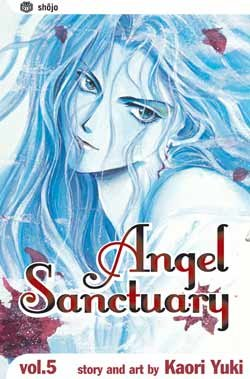 Angel Sanctuary 5