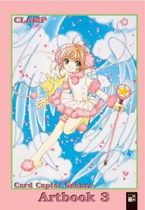 Card Captor Sakura - Art Book édition EGMONT MANGA & ANIME EUROPE