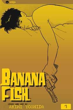 Banana Fish édition Américaine