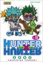 Hunter X Hunter #13