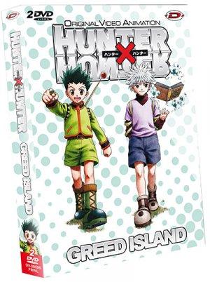Hunter X Hunter - Greed Island édition DVD