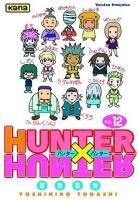 Hunter X Hunter 12
