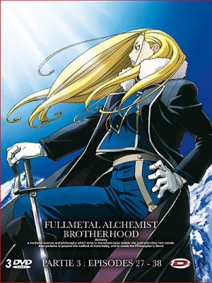 couverture, jaquette Fullmetal Alchemist Brotherhood 3 Coffret (Dybex)