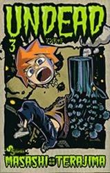 couverture, jaquette Undead 3  (Shogakukan)