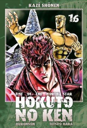 couverture, jaquette Hokuto no Ken - Ken le Survivant 16 Réédition Française (kazé manga)