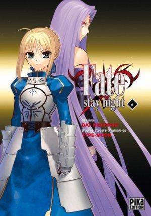 Fate Stay Night T.6