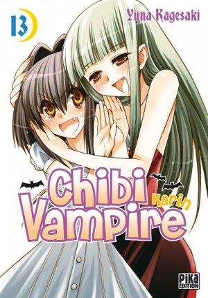 Chibi Vampire - Karin T.13