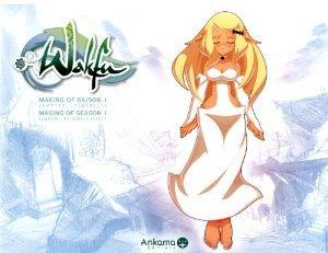 couverture, jaquette Wakfu - Making of 3  (Ankama Manga) Artbook
