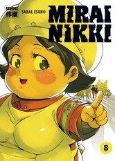 Mirai Nikki T.8