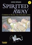 Le Voyage de Chihiro édition Allemande