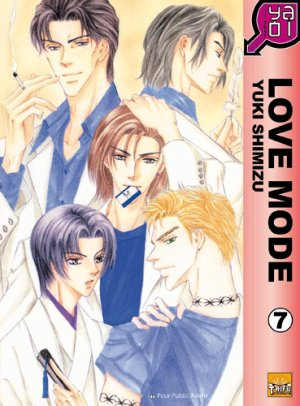 Love Mode T.7