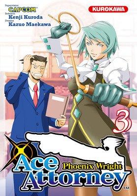 Ace Attorney Phoenix Wright T.3