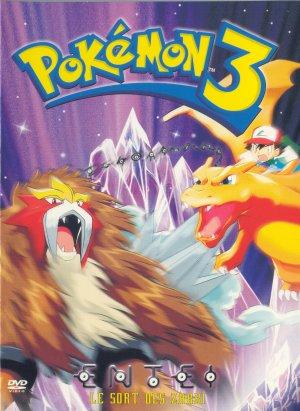 Pokémon - Film 3 : Le Sort des Zarbis édition Simple