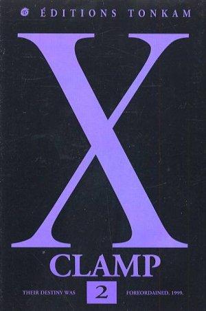 couverture, jaquette X 2  (Tonkam)