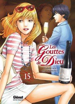 couverture, jaquette Les Gouttes de Dieu 15  (Glénat Manga)