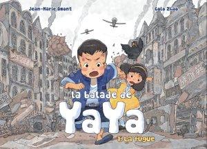 La Balade de Yaya T.1