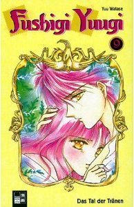 couverture, jaquette Fushigi Yûgi 9 Allemande (Egmont manga)
