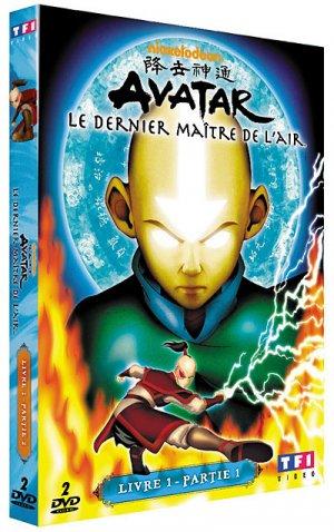 Avatar : Le Dernier Maitre de l'Air