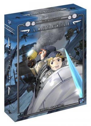 Last Exile édition COLLECTOR VO/VF REEDITION