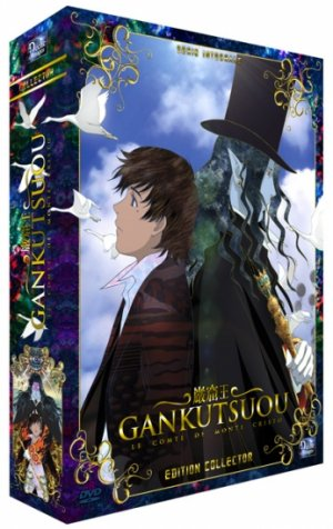 Gankutsuou, Le Comte de Monte Cristo