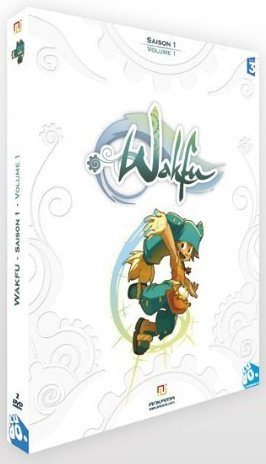 couverture, jaquette Wakfu 1 DVD - Saison 1 (Ankama Manga)