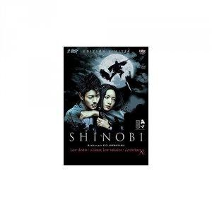 Shinobi édition Editon Limitée