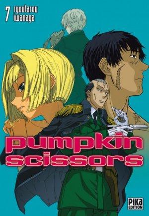 Pumpkin Scissors T.7
