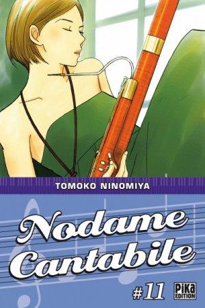 couverture, jaquette Nodame Cantabile 11  (Pika)
