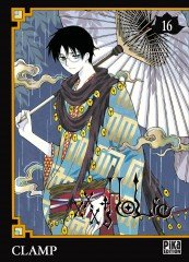 couverture, jaquette xxxHoLic 16  (Pika) Manga